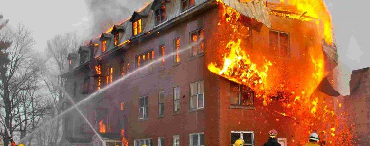 دستور العمل حفاظت ساختمان ها در برابر حریق